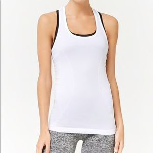 NWT Forever21 women's active racerback tank